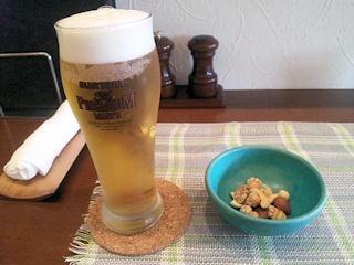 Grill TENPEI 生ビール
