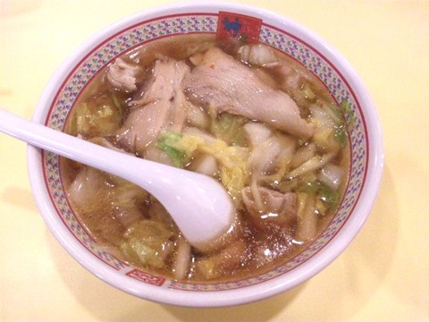 神座鶴見店おいしいラーメン