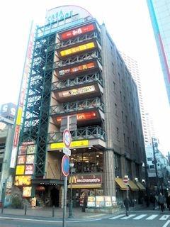 KI・CHI・RI/三宮フラワーロード店があるビル