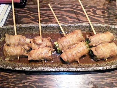 ダントツヤ肉巻き野菜串