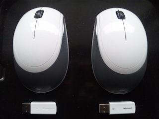 マイクロソフトマウス交換品