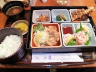 鳥光/三宮さんプラザ店特製弁当