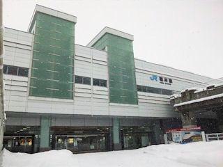 JR福井駅東口