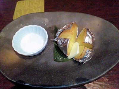 小樽食堂北あかりじゃがバター