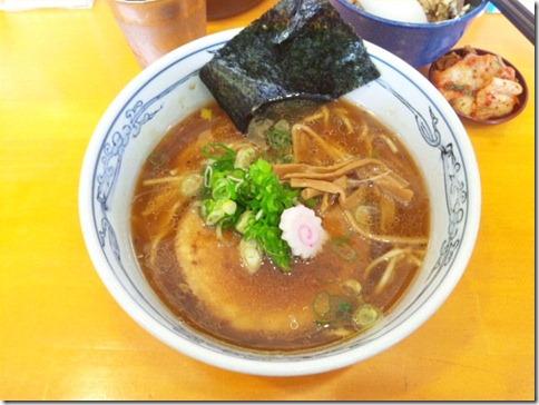 塩元帥/小野店醤油ラーメン