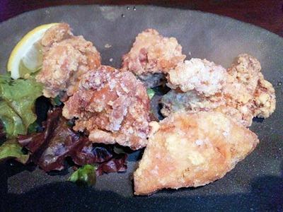 小樽食堂若鶏ザンギ