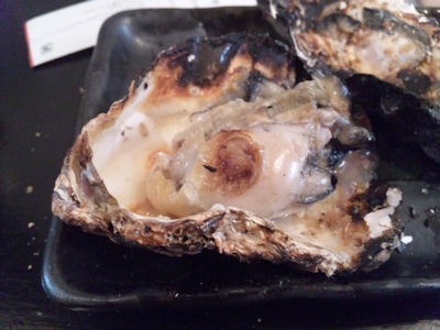 牡蠣屋牡蠣屋定食焼き牡蠣