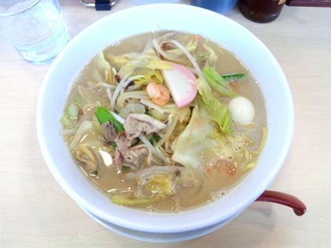 ラーメン飯店・虎と龍/特製虎龍チャンポン