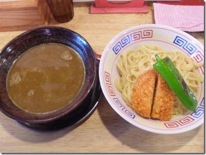 もんどカレーつけ麺『マハラジャ』