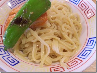 もんどカレーつけ麺『マハラジャ』の麺