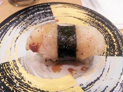 廻転寿司CHOJIRO貝