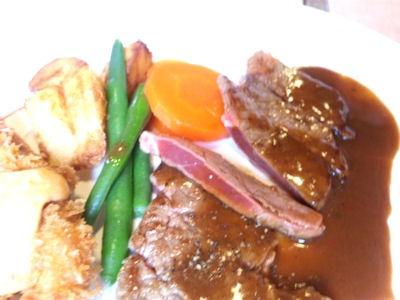 kitchenKATOのAランチの肉