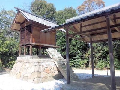 直島観光護王神社