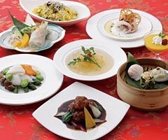 桃李昼の卓料理メニューの写真
