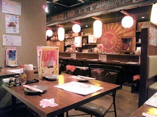 沖縄市場食堂琉金
