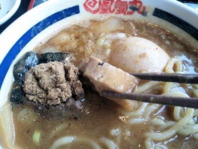 風雲丸濃厚豚骨魚介つけ麺