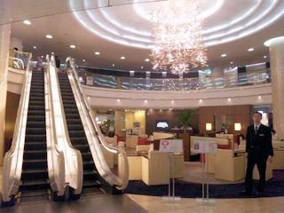 ホテル日航姫路ロビー