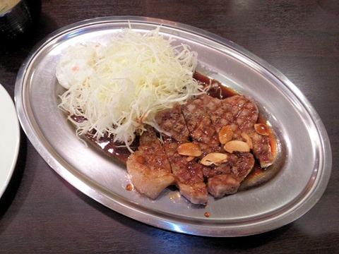 街の洋食屋さんグリルKOUトンテキ