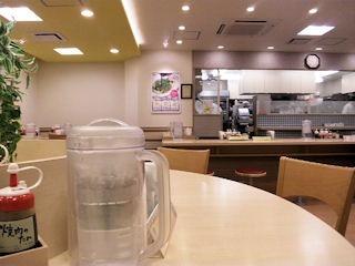 松屋/播磨町店店内
