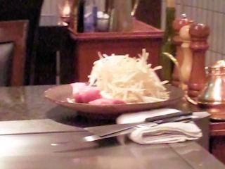 鉄板グリル銀杏/なごみランチの肉ともやし