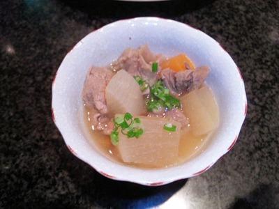 鉄板グリル銀杏/なごみランチの前菜
