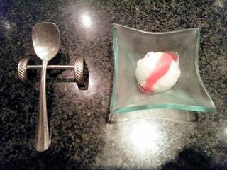 鉄板グリル銀杏/なごみランチのデザート