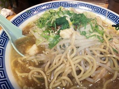 加古川大盛軒元祖角ふじ麺の麺