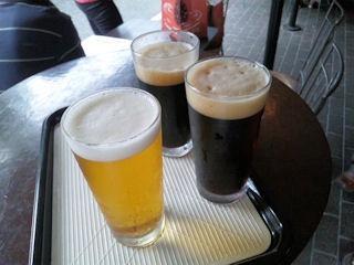 有馬温泉ニュールンベルグ生ビール