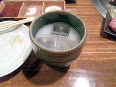 焼肉だるま高砂荒井店日本のマッコリ(唐草マッコリ ロック)
