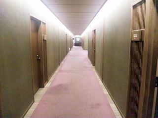 有馬兵衛向陽閣_客室廊下