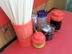 拝啓焼餃子の酢醤油