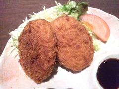 鳥金の北海道コロッケ
