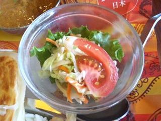 ロイヤルホストロイヤルターリのサラダ