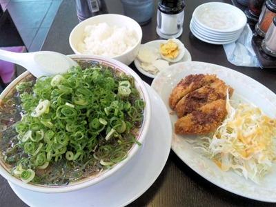 新福菜館火曜日限定ワンコインランチ