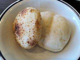 ステーキガス/食べ放題のパン