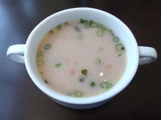インド・ネパール料理パシュパティ/スシルセットスープ