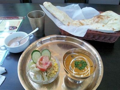 インド・ネパール料理パシュパティ/スシルセット