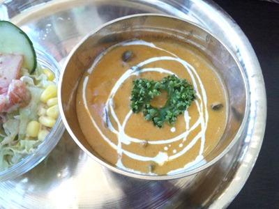 インド・ネパール料理パシュパティ/スシルセットの日替りカレー