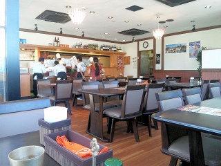 インド・ネパール料理パシュパティ店内