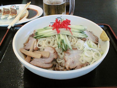 喜多方ラーメン小法師冷麺