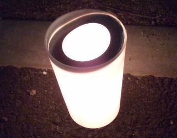 たかさご万灯祭2011路地キャンドル