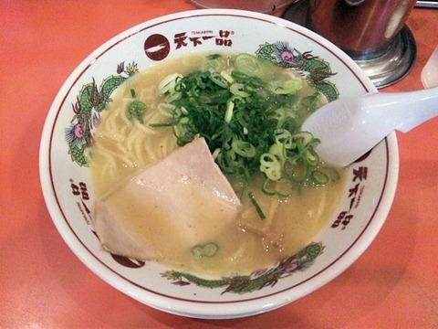 天下一品/加古川店のこっさりラーメン