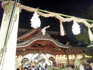 高砂神社秋祭り神幸祭