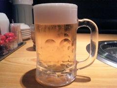 但馬屋/イオン加古川店無料の生ビール