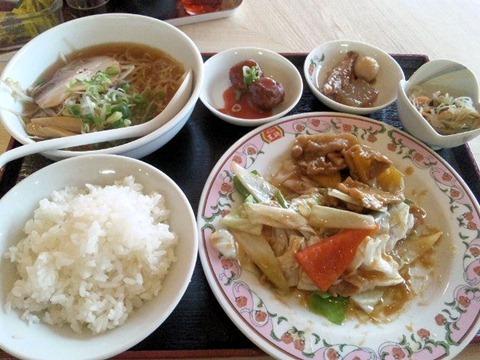餃子の王将/日替りセット