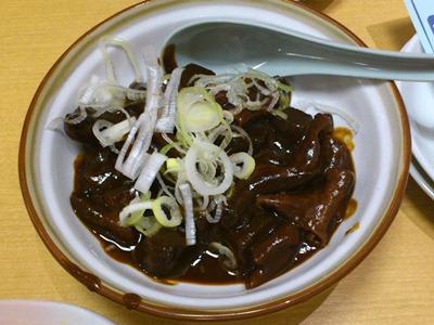 世界の山ちゃん姫路駅前店どて煮