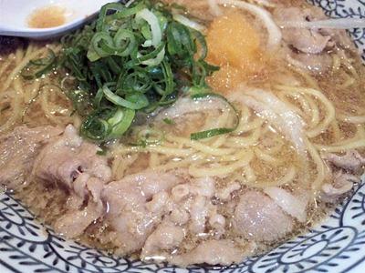 丸源ラーメン/肉そばの肉