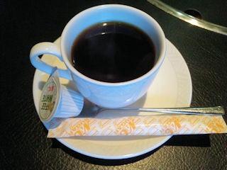 神戸牛の大井屋/食後のコーヒー