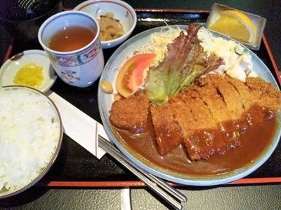神戸牛の大井屋/ビフカツ定食