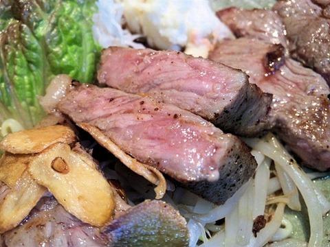 神戸牛の大井屋/ロースステーキ